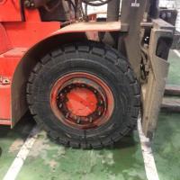 Выездной шиномонтаж двадцати тонного складского погрузчика. Размер колес R20 #шиномонтаж #выезднойшиномонтаж #шиномонтажспецтехники