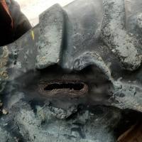 Ремонт колеса #ремонтколес #вулканизация #шиномонтаж #выезднойшиномонтаж